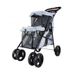 pet stroller for dogs and cats